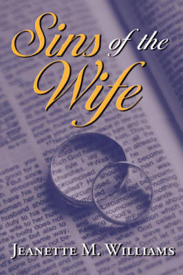 Sins of the Wife by Jeanette M. Williams image