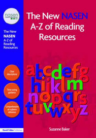 The New nasen A-Z of Reading Resources by Suzanne Baker image