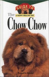 The Chow Chow: An Owner's Guide by Frank Holloway image