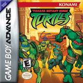 Teenage Mutant Ninja Turtles for Game Boy Advance