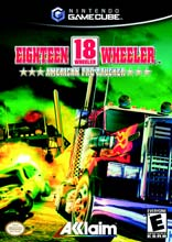 18 Wheeler for GameCube