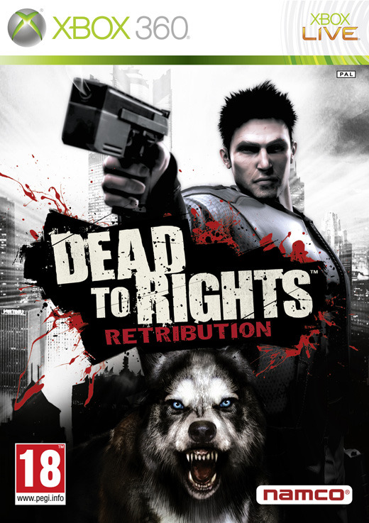 Dead to Rights: Retribution for Xbox 360