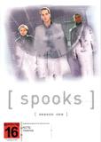 Spooks - Season 1 (3 Disc Set) DVD