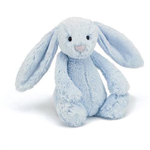 Jellycat: Bashful Bunny - Blue