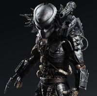 "Predator 11"" Play Arts Figure"