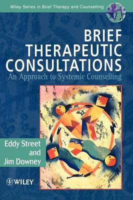 Brief Theraputic Consultations by Eddy Street