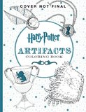 Harry Potter: Artifacts Coloring Book by Scholastic Inc