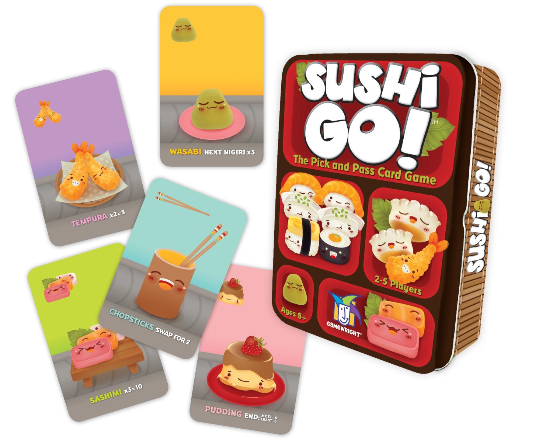 Sushi Go! image