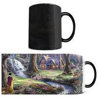 Snow White - Thomas Kinkade Morphing Mug
