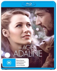 Age Of Adaline on Blu-ray