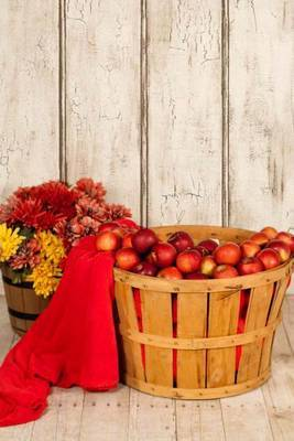 A Full Apple Basket in the Barn by Unique Journal