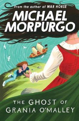The Ghost of Grania O'Malley by Michael Morpurgo image