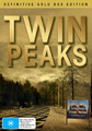 Twin Peaks: Series 1-2 - Definitive Gold Box Edition on DVD