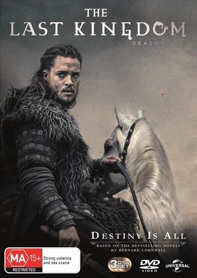 The Last Kingdom - Season Two on DVD