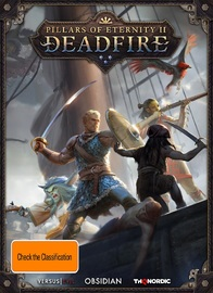 Pillars of Eternity II: Deadfire for PC Games