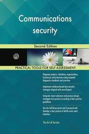 Communications Security Second Edition by Gerardus Blokdyk image