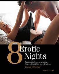 8 Erotic Nights by Charla Hathaway image