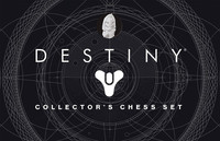 Destiny - Collectors Chess Set
