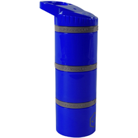 Cyclone Cup Core Dry Storage Containers - Blue