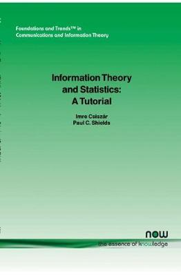Information Theory and Statistics by Imre Csiszar image