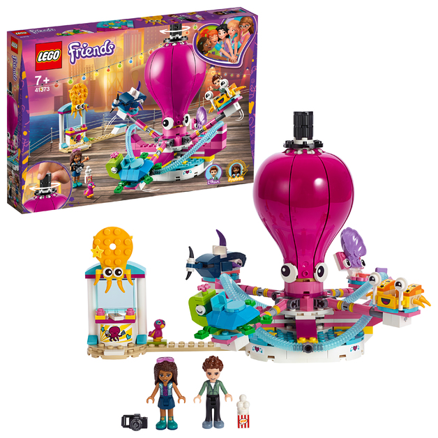 LEGO Friends: Funny Octopus Ride - (41373)