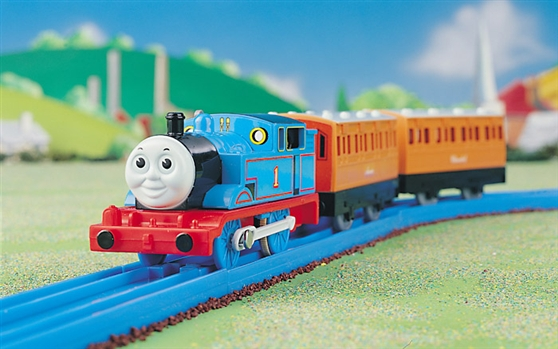 Thomas & Friends: Thomas the Tank Engine image