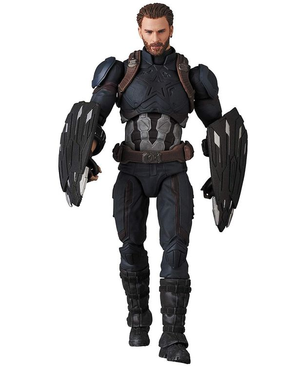 Avengers: Captain America - MAFEX Action Figure
