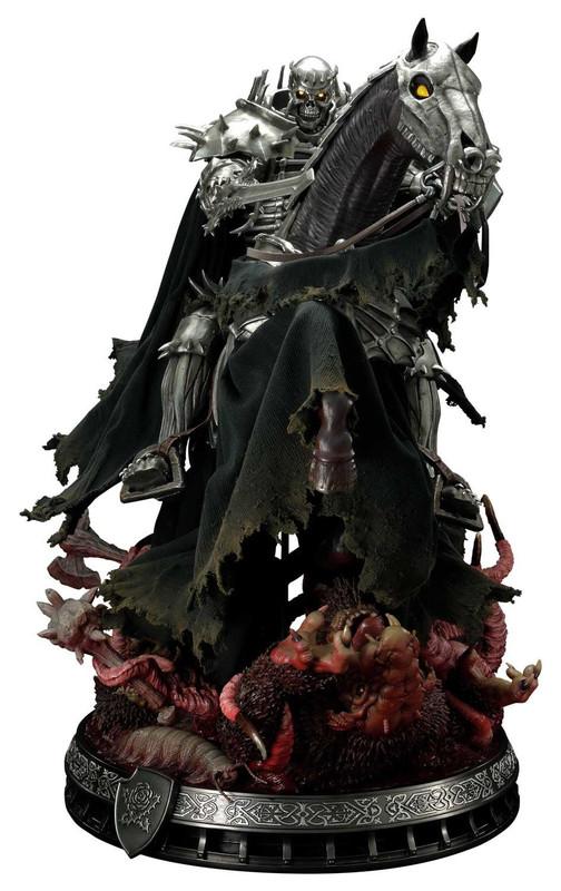 "Berserk: Skull Knight on Horseback - 39"" Premium Statue"