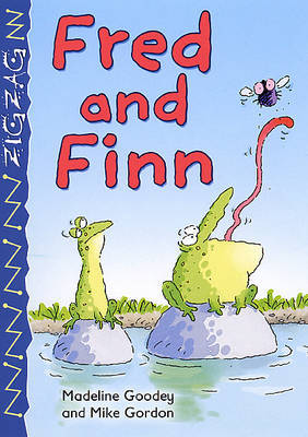 Fred and Finn by Madeline Goody image