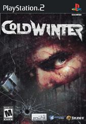 Cold Winter for PlayStation 2
