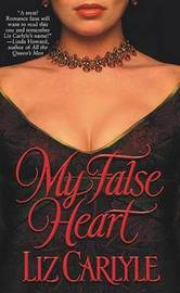 My False Heart by Liz Carlyle image
