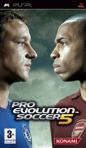 Pro Evolution Soccer 5 for PSP