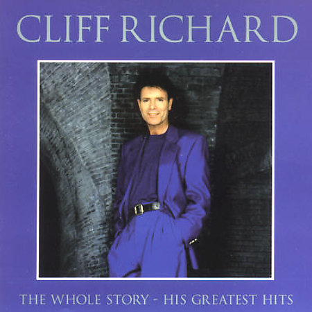 Whole Story: His Greatest Hits by Cliff Richard