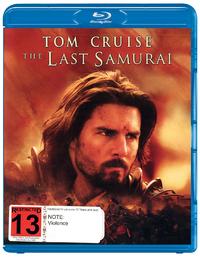 The Last Samurai on Blu-ray