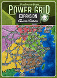 Power Grid: China/Korea Expansion