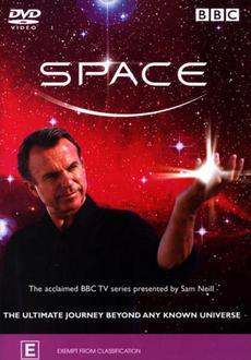 Space on DVD image