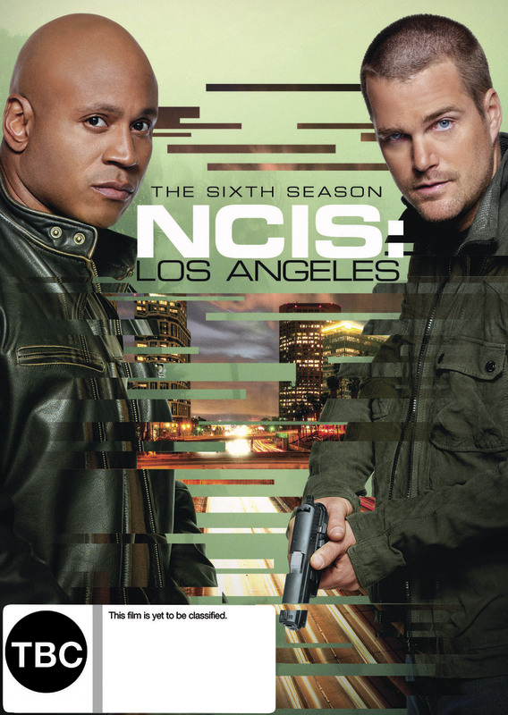 NCIS: Los Angeles - Season 6 on DVD