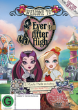 Everafter High Double Feature on DVD