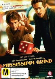 Mississippi Grind on DVD