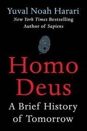 Homo Deus by Yuval Noah Harari image
