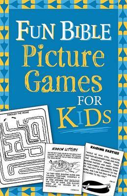 Fun Bible Picture Games for Kids by Ken Save