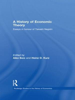 A History of Economic Theory image