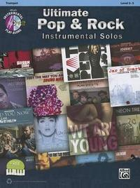Ultimate Pop Instrumental Solos: Trumpet, Book & CD by Alfred Publishing