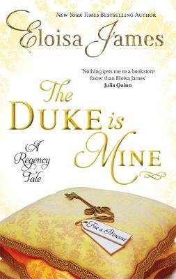 The Duke is Mine by Eloisa James image