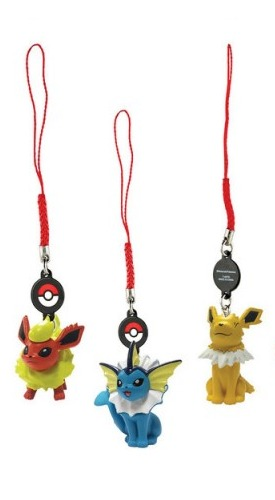 Pokemon: Eevee Evolution #1 - Dangler 3-Pack
