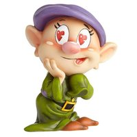 The World of Miss Mindy: Snow White - Dopey Statue