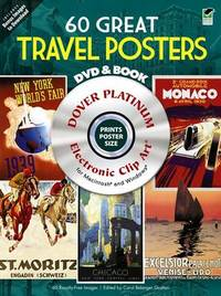 120 Great Travel Posters by Carol Belanger Grafton image