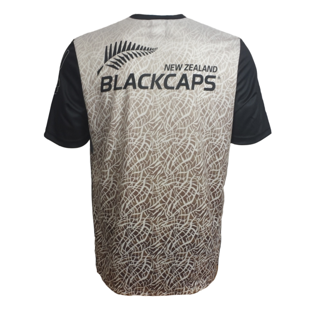 Blackcaps Sublimated T Shirt - M image