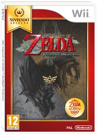 Legend of Zelda: Twilight Princess (Select) for Nintendo Wii
