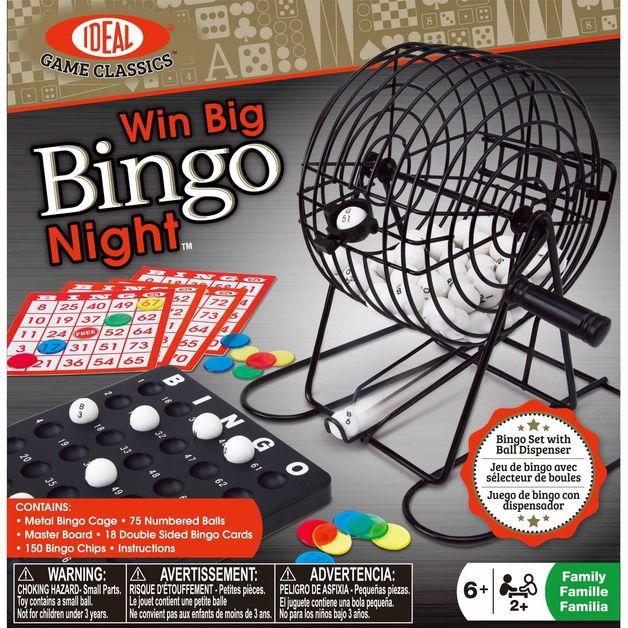 Ideal Games: Win Big - Bingo Night
